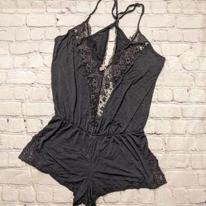 Victoria's Secret Cotton Cami/Shorts one piece